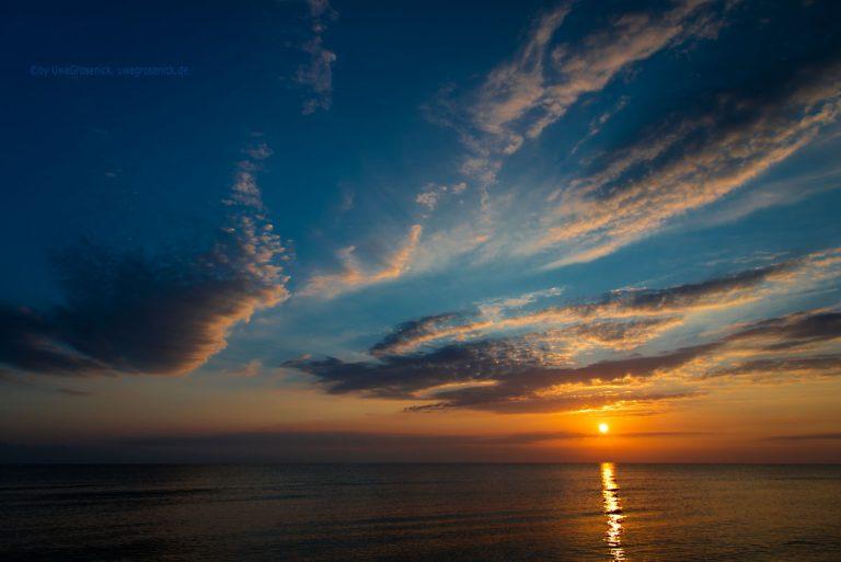 toller Sonnenaufgang